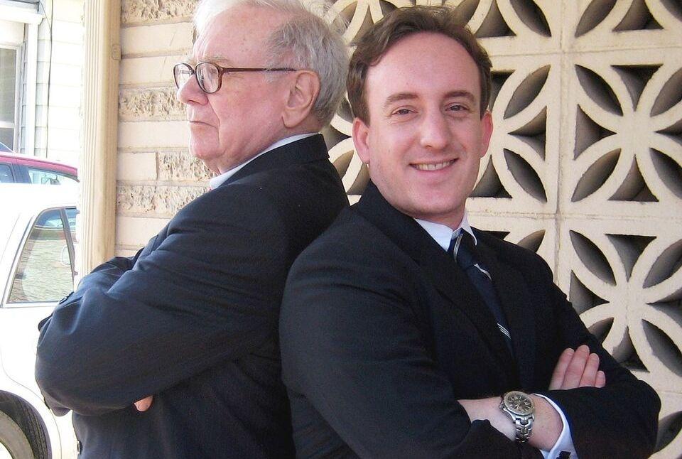 Lunch with Warren Buffett